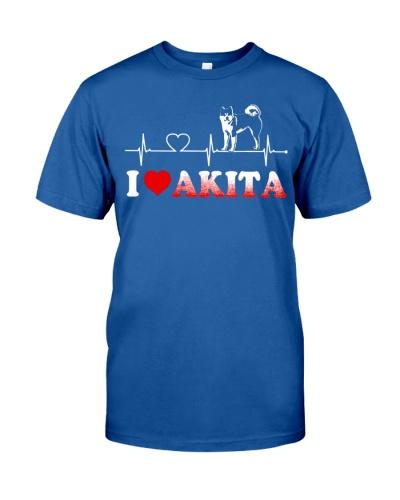 Akita Heart