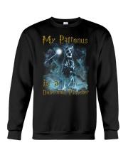 Doberman Pinscher Patronus Crewneck Sweatshirt thumbnail