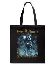 Doberman Pinscher Patronus Tote Bag thumbnail