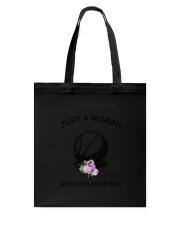 Basketball Love Woman 2104 Tote Bag thumbnail