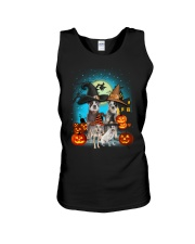 Gaea - Australian Cattle Dog Halloween - 1608 - 24 Unisex Tank thumbnail