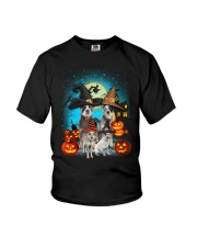 Gaea - Australian Cattle Dog Halloween - 1608 - 24 Youth T-Shirt thumbnail