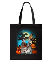 Gaea - Australian Cattle Dog Halloween - 1608 - 24 Tote Bag thumbnail