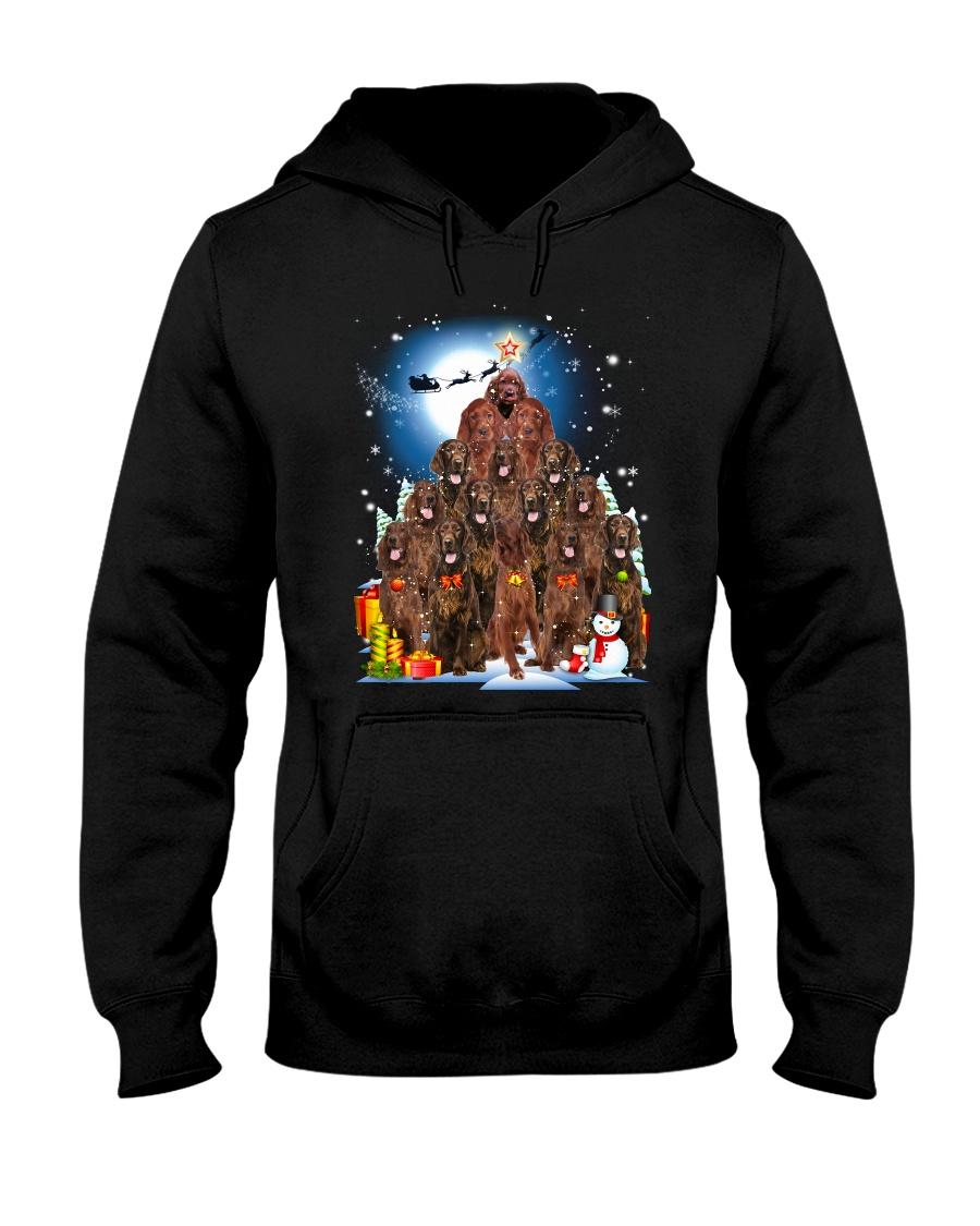 GAEA - Irish Setter Pine - 1910 - 07 Hooded Sweatshirt