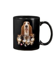 GAEA - Basset Hound Running 1603 Mug thumbnail