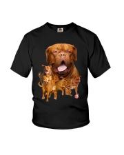 GAEA - Dogue de Bordeaux Running 1603 Youth T-Shirt thumbnail
