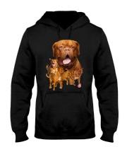 GAEA - Dogue de Bordeaux Running 1603 Hooded Sweatshirt thumbnail