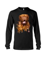 GAEA - Dogue de Bordeaux Running 1603 Long Sleeve Tee thumbnail