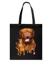 GAEA - Dogue de Bordeaux Running 1603 Tote Bag thumbnail