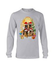 ZEUS - German Shepherd Christmas - 2209 - 75 Long Sleeve Tee thumbnail
