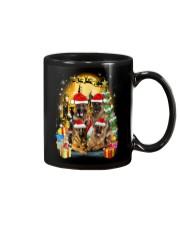 ZEUS - German Shepherd Christmas - 2209 - 75 Mug thumbnail