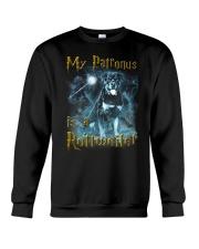 Rottweiler Patronus Crewneck Sweatshirt thumbnail