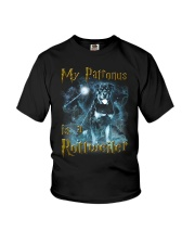 Rottweiler Patronus Youth T-Shirt thumbnail