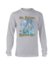 Rottweiler Patronus Long Sleeve Tee thumbnail