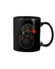 GAEA - Dachshund Rose 0404 Mug thumbnail