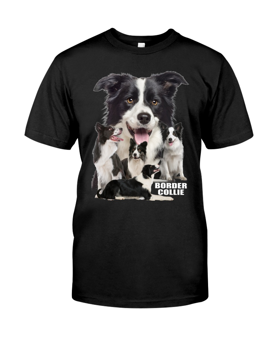 Border Collie Awesome Classic T-Shirt