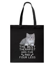 Cat The Best 3105 Tote Bag thumbnail