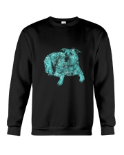 Anatolian Shepherd Bling 1303 Crewneck Sweatshirt thumbnail