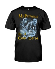 Cane Corso Patronus Classic T-Shirt front