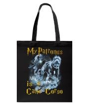 Cane Corso Patronus Tote Bag thumbnail