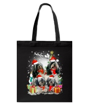 ZEUS - Tibetan Terrier Christmas - 0610 - A32 Tote Bag tile