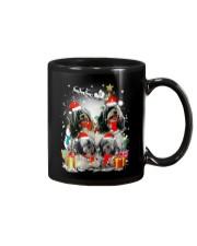 ZEUS - Tibetan Terrier Christmas - 0610 - A32 Mug thumbnail