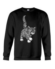 GAEA - Cat Pattern 1903 Crewneck Sweatshirt thumbnail