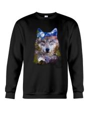 Wolf Mountain 0806 Crewneck Sweatshirt thumbnail