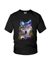 Wolf Mountain 0806 Youth T-Shirt thumbnail