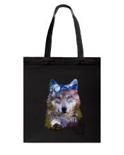 Wolf Mountain 0806 Tote Bag thumbnail