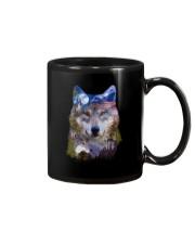 Wolf Mountain 0806 Mug thumbnail