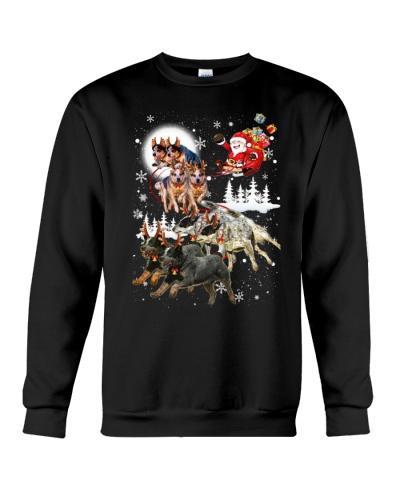 Australian Cattle Dog Reindeers - 0711 - 27