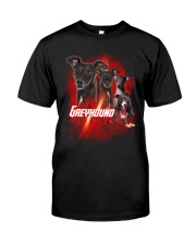 GAEA - Greyhound Great 1104 Classic T-Shirt front