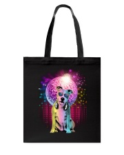 GAEA - American Staffordshire Terrier Disco 0904 Tote Bag tile