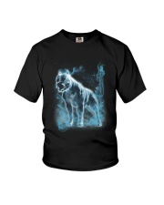 American Pit Bull Terrier Magic Youth T-Shirt thumbnail