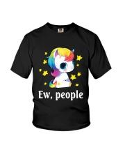 GAEA - Unicorn Ew 2803 Youth T-Shirt thumbnail