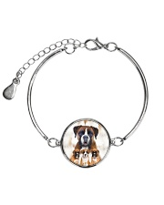 Boxer Awesome 2104 Metallic Circle Bracelet thumbnail