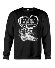 English Mastiff In My Heart Crewneck Sweatshirt thumbnail