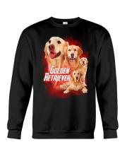 GAEA - Golden Retriever Great 0604 Crewneck Sweatshirt thumbnail