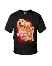 GAEA - Golden Retriever Great 0604 Youth T-Shirt thumbnail