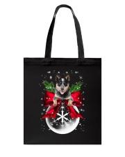 Australian Cattle Dog Xmas - 0610 Tote Bag thumbnail