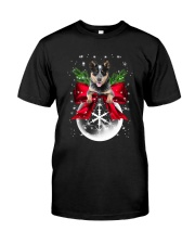 Australian Cattle Dog Xmas - 0610 Classic T-Shirt thumbnail