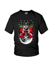 Australian Cattle Dog Xmas - 0610 Youth T-Shirt thumbnail