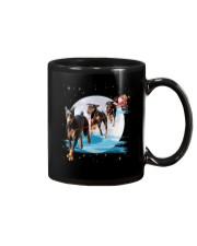 GAEA - Doberman Pinscher Santa - 1011 - 105 Mug thumbnail