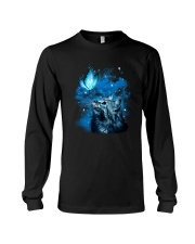 Cat Butterfly 2604 Long Sleeve Tee thumbnail