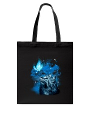 Cat Butterfly 2604 Tote Bag thumbnail