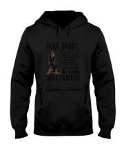Gordon Setter Daddy Favorite 2105 Hooded Sweatshirt thumbnail