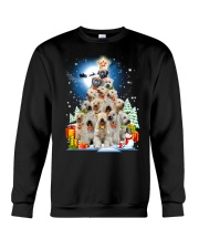 GAEA - Soft Coated Wheaten Terrier Pine - 13 Crewneck Sweatshirt thumbnail