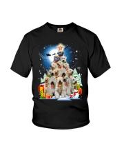 GAEA - Soft Coated Wheaten Terrier Pine - 13 Youth T-Shirt thumbnail