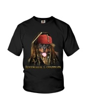 Rottweiler Pirates Youth T-Shirt thumbnail